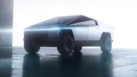 """Noul model Tesla Cybertruck este gata să cucerească lumea: """"Este suficient de rapid pentru a putea scăpa de atacul unor creaturi extraterestre"""""""