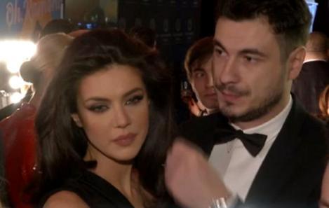 Star Matinal. Despărţire bombă! Cristina Ich i-a spus adio lui Alex Piţurcă, la o lună de când au devenit părinţi!