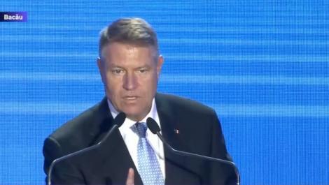 """Klaus Iohannis a votat! Ce a spus președintele României după ce și-a exprimat votul: """"Astăzi este ziua campionilor"""""""