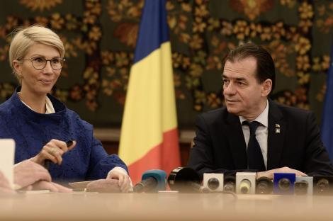 """Raluca Turcan a votat: """"De mâine începe reconstrucția României educate"""""""