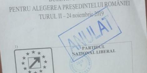 Buletine de vot înlocuite în Mureș, după contestația PSD! Ce s-a întâmplat
