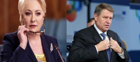 """Cel mai tare banc despre Iohannis și Dăncilă, la alegerile prezidențiale 2019! """"Avionul se defectează și trebuie să aleagă..."""""""