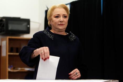 """Viorica Dăncilă, declarație după înfrângere: """"Vreau să le mulțumesc celor care au votat cu inima"""""""