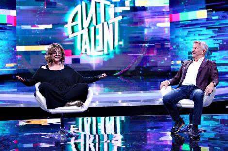 Carmen Tănase, de la actriță la pilot de avioane! Ce s-a întâmplat în ediția a șasea a emisiunii Antitalent, din 24 noiembrie 2019