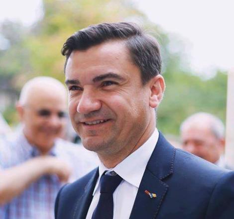 """Moldova n-a mai fost """"roșie""""! Iohannis a luat 70% în Iași. Primarul Mihai Chirca: """"România şi Iaşiul au fost eliberate de PSDragnea"""""""