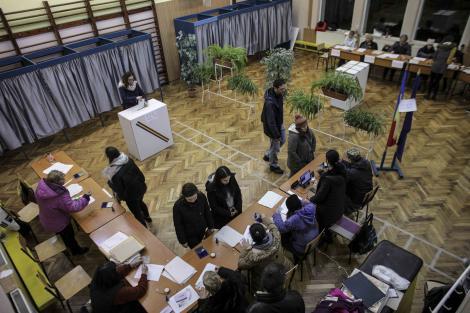 Alegeri Prezidenţiale2019 | S-a încheiat votul şi la ultimele secţii din străinătate, la ora 7. Iohannis, scor de peste 90% în Diaspora