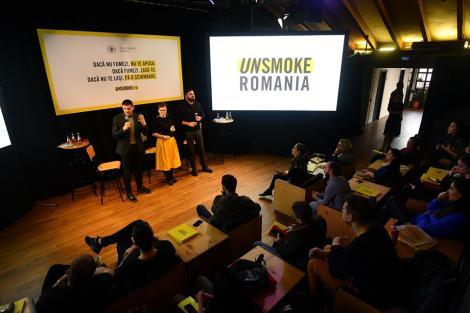 """""""Unsmoke"""", prima campanie împotriva fumatului demarată de o companie din industria tutunului"""