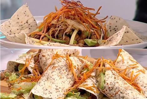 Reţeta de post gustoasă și sănătoasă: Tacos de post