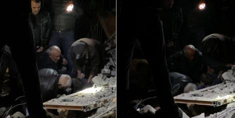Primele imagini de la cutremurul din Albania. Trei persoane au murit și alte zeci au fost rănite, în urma celui mai puternic seism din ultimii 20 de ani