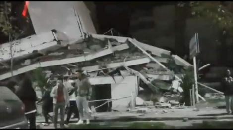 Șase morți și peste 300 de răniți, în urma cutremurului din Albania. O bătrână a murit încercând să-și protejeze nepotul cu propriul trup