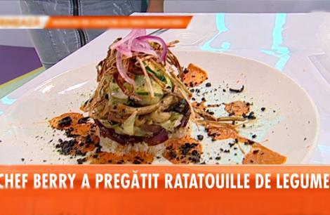 Rețetă de post: Ratatouille de legume