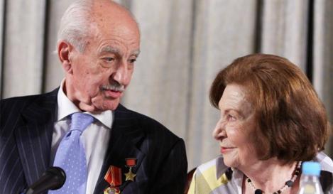 A murit  Goar Vartanian! Spioana care a oprit asasinarea lui Stalin, Churchill şi Roosevelt de către naziști avea 93 de ani