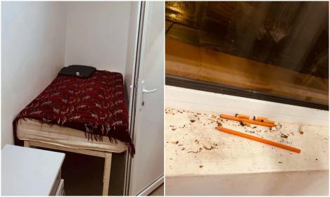 """Imagini tulburătoare de la centrul pentru persoane cu handicap din Urlaţi! Cum arată viața """"la nebuni""""! Ministrul Muncii: """"Cea mai mare durere a lor e că..."""" - Galerie foto"""
