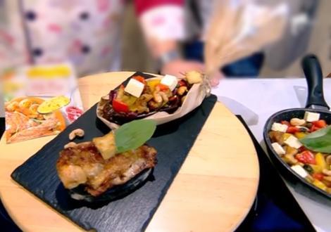 Rețeta Papouzaki, inspirată din bucătăria grecească