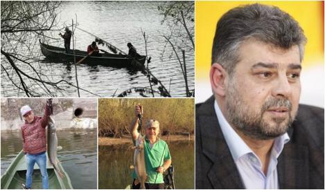Cine este Marcel Ciolacu, președintele interimar al PSD. A vânat cu Omar Hayssam și a pescuit alături de Liviu Dragnea