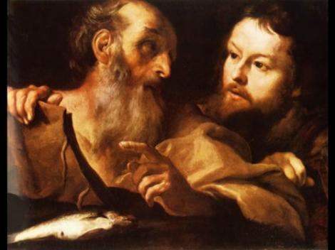 """Cinci picturi mai """"puțin ortodoxe"""" cu Sfântul Andrei. Cum l-au văzut artiștii pe Ocrotitorul României de-a lungul timpului"""