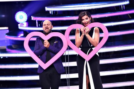 Angela Similea, Raj Kapoor, Katty Perry, Lady Gaga și Ștefan Bănică urcă, sâmbătă, pe scena show-ului Te cunosc de undeva!