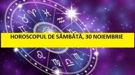 Horoscop zilnic: horoscopul zilei 30 noiembrie 2019. Berbecii sunt în luminile rampei