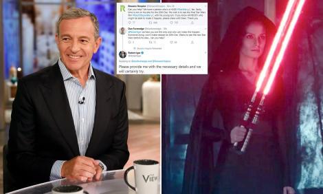 """""""Din păcate, nu mai am timp. Pe 20 decembrie voi fi îngropat!"""" Aflat pe moarte, i s-a permis să vadă îninte de premieră ultimul film """"Star Wars"""""""