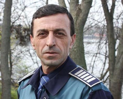 Liviu, polițistul erou care a urmărit patru hoți cu soția în mașină, deși era în timpul liber