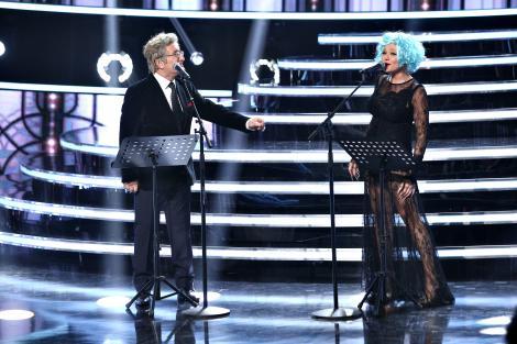 Ada și Cornel Palade, transformare de senzație! Cei doi s-au transformat în Tony Bennett & Lady Gaga