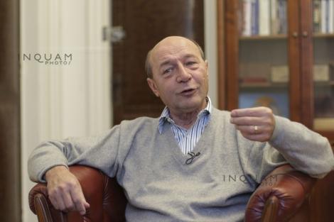 """Traian Băsescu, mesaj clar înainte de votul din Parlament: """"Dacă Guvernul trece, Orban devine unul dintre politicienii cu greutate, iar Iohannis poate fi declarat deja preşedinte"""""""