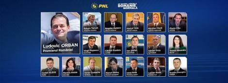 """Guvernul Orban a trecut de Parlament cu 240 de voturi """"pentru"""" - Orban: Vă mulţumesc şi aveţi încredere în noi"""