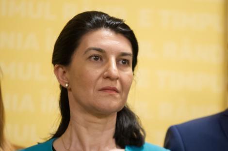 Cine este Violeta Alexandru, noul ministru al Muncii
