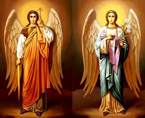 Calendar ortodox. Rugăciune către Sfinții Mihail și Gavril pentru îndepărtarea necazurilor