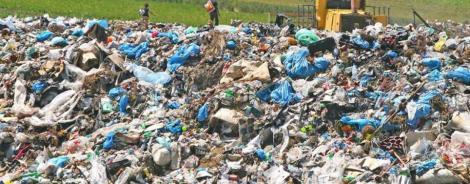 AFM a aprobat Consiliului Judeţean Hunedoara o finanţare de 3,68 milioane lei pentru închiderea depozitelor de deşeuri municipale neconforme
