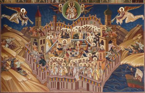 Calendar ortodox 7 noiembrie. Mare sărbătoare astăzi, cinstirea celor 33 de Mucenici