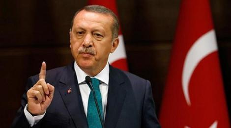 Erdogan acuză UEFA de atitudine discrimintorie faţă de Turcia