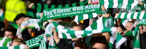 Doi fani ai echipei Celtic au fost înjunghiaţi la Roma