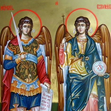Calendar ortodox: Sfinții Mihail și Gavril sunt sărbătoriți astăzi. Tradiții și obiceiuri care îți aduc noroc și fericire