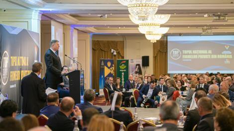 Iohannis: Lipsa de competenţe, deciziile proaste şi managementul public haotic, marca PSD, au bulversat întreaga societate. Este timpul să regândim relaţia autorităţilor publice cu mediul de afaceri