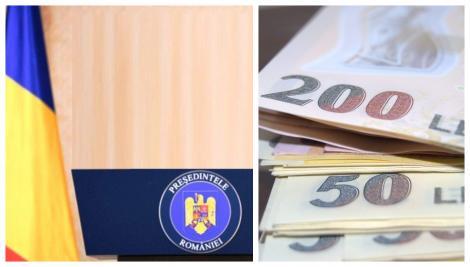 Alegeri Prezidențiale 2019. Ce salariu are președintele României. Indemnizațiile prim-ministrului și patriarhului, la EGALITATE!
