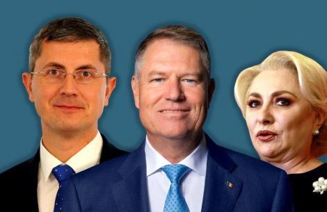 Alegeri prezidențiale 2019: Cum sunt cotați Dan Barna, Klaus Iohannis și Viorica Dăncilă la casele de pariuri. Cine este favorit