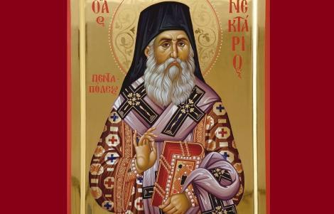 Calendar ortodox 9 noiembrie. Sfântul Nectarie, vindecătorul de cancer