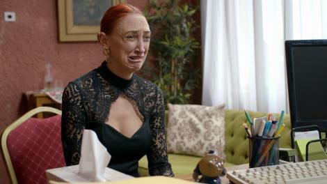 """Secretara Flori a vrut să o păcălească pe Doina cu decesul tatălui său! """"Aveam şi eu nevoie de nişte bani în plus!"""""""