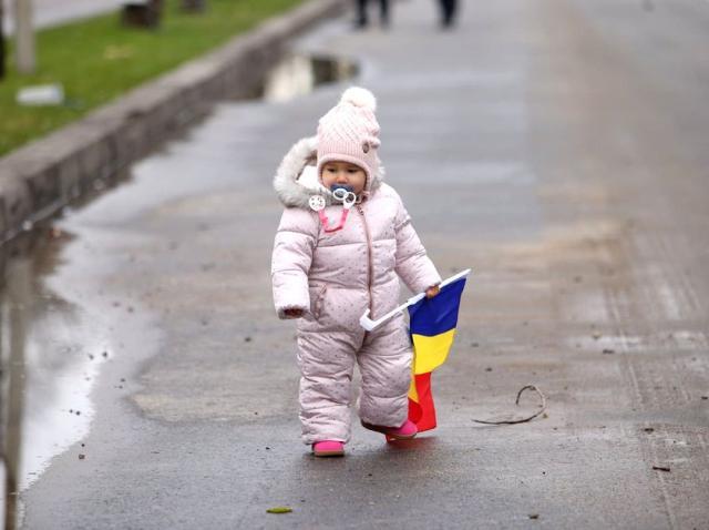 TOP 10. Cele mai inedite cadre de la Parada Militară din București
