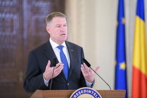 Salariul președintelui a fost înghețat de Guvern. Reacția imediată a lui Klaus Iohannis
