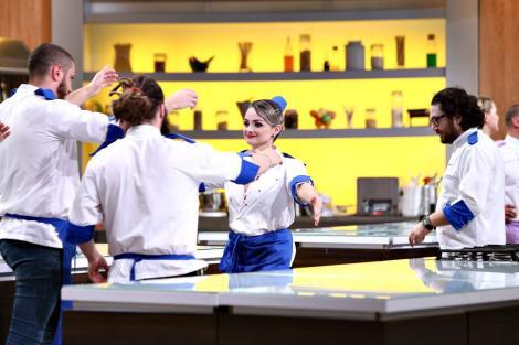 Un nou record de audiență pentru cel mai iubit show culinar. Amalia Bellantoni părăsește Chefi la cuțite