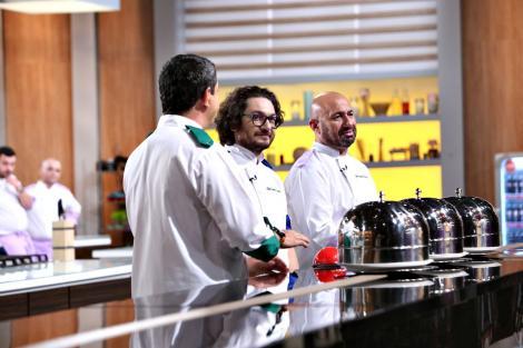 Numele semifinaliștilor sezonului 7 Chefi la cuțite,  dezvăluit în această seară