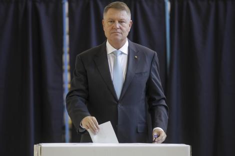 Klaus Iohannis: Dacă printr-o angajare a răspunderii Guvernul Orban pică, acesta este primul pas spre anticipate