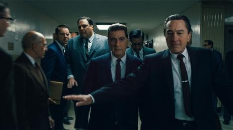 """Lungmetrajul """"The Irishman"""" al lui Scorsese, vizionat de peste 26 de milioane de utilizatori Netflix în prima săptămână"""