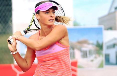 Ana Bogdan s-a calificat în semifinalele turneului de la Dubai