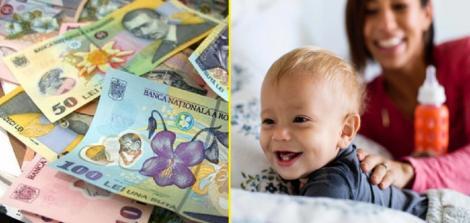 Bani de la stat pentru bonă! Ce condiție trebuie să îndeplinească părinții