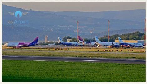Compania Sky Capital Airports este interesată să preia în concesiune Aeroportul din Iaşi