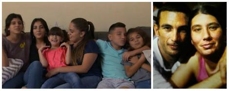 """O tânără de 21 de ani își crește singură cei cinci frați, după ce cancerul i-a răpit părinții: """"Am devenit stâlpul familiei. Mama ar fi mândră!"""""""
