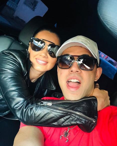 """Primele declarații despre divorțul Oanei Zăvoranu! Alex Ashraf rupe tăcerea: """"Eu sunt fericit"""""""